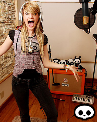 Juliet Simms wallpaper probably with long trousers, a pantleg, and a hip boot titled Juliet Simms' add for Skelanimals