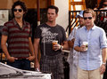 Adrian Grenier, Kevin Dillon and Kevin Connolly film Season 5 of Entourage on 06-16-08  - kevin-connolly photo