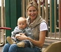 Kelly and her son - kelly-rutherford photo