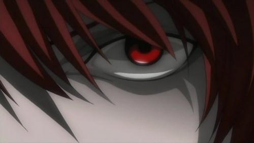 Kira's eye