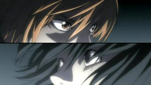 Kira vs. L