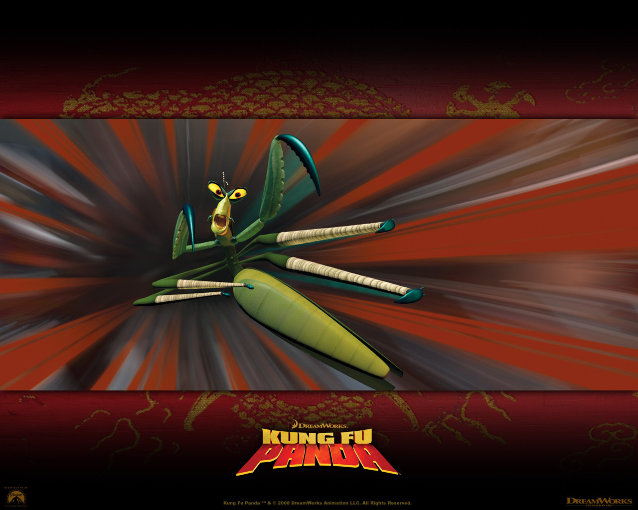 Mantis - Kung Fu Panda Wallpaper (1543073) - Fanpop: www.fanpop.com/clubs/kung-fu-panda/images/1543073/title/mantis...