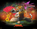 kung-fu-panda - Tigress wallpaper