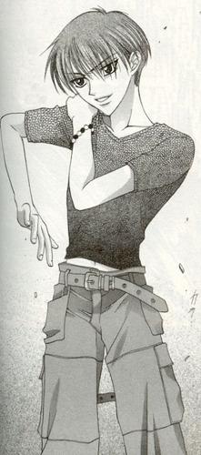 Kyo - manga