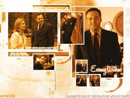 Law & Order: CI wallpaper possibly containing a newspaper and a business suit titled L&O.CI.