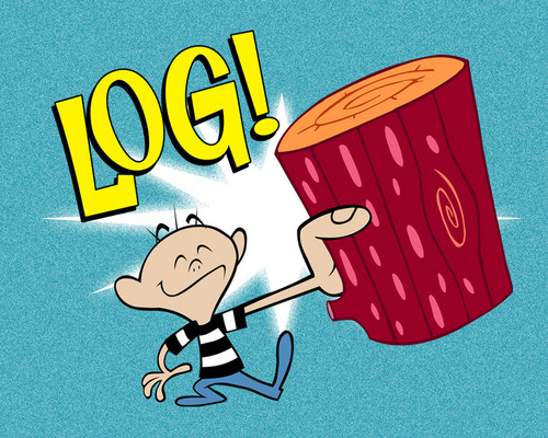 the Log Avatar