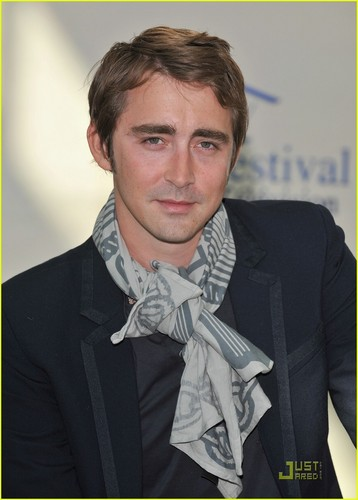 Lee Pace in monte Carlo