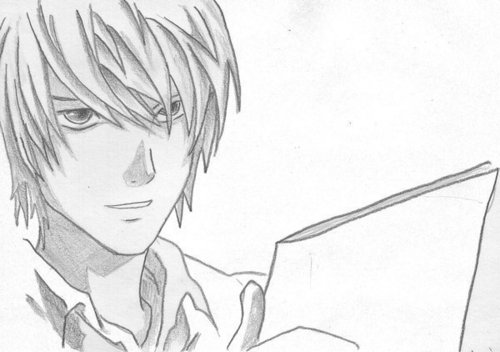 Light Yagami for magda666