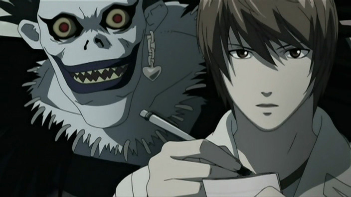 Light and Ryuk - Light Yagami Photo (1514308) - Fanpop