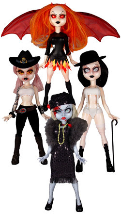 Living Dead Dolls Fashion Victims Series 2