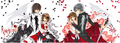 Love Triangle - vampire-knight fan art