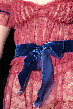 Marc Jacobs Fall 2004: Details