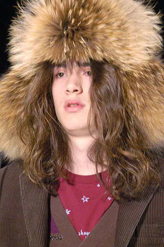 Marc sejak Marc Jacobs Fall 2005: Details