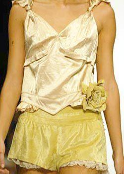 Marc Jacobs Spring 2004: Details