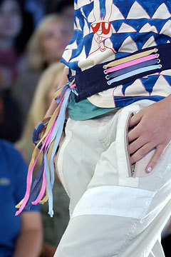 Marc Jacobs Spring 2005: Details