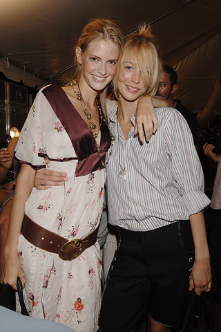 Marc द्वारा Marc Jacobs Spring 2006: Backstage
