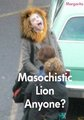 Masocistic Lion - twilight-series photo