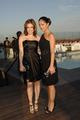Minka & Sophia Bush at Gucci private dinner