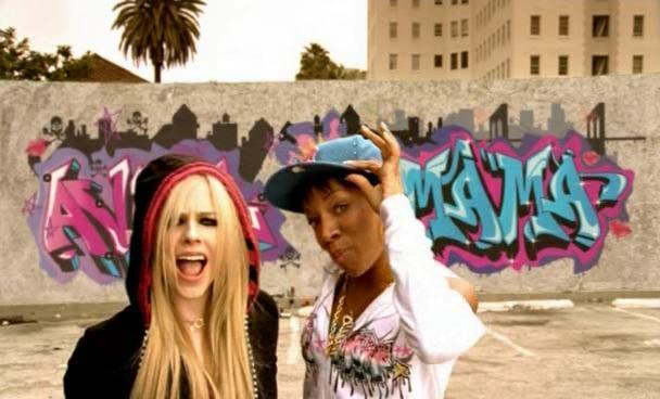 avril lavigne video