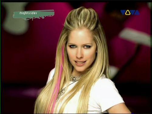 Avril Lavigne images Music Video: Girlfriend HD wallpaper ... Avril Lavigne Boyfriend