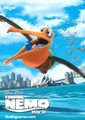 Nigel Finding Nemo Poster - finding-nemo photo