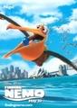 Nigel Finding Nemo Poster