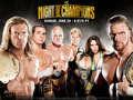 Night of Champions 2008 - professional-wrestling wallpaper