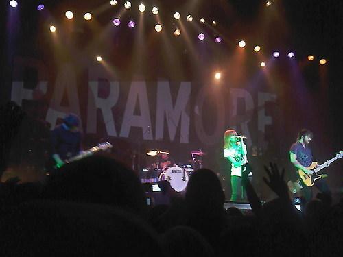 Paramore buổi hòa nhạc 17-06-08