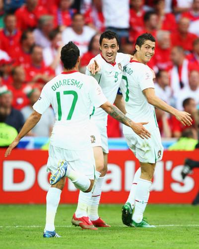 Portugal vs Czech Republic