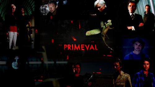Primeval wallpaper