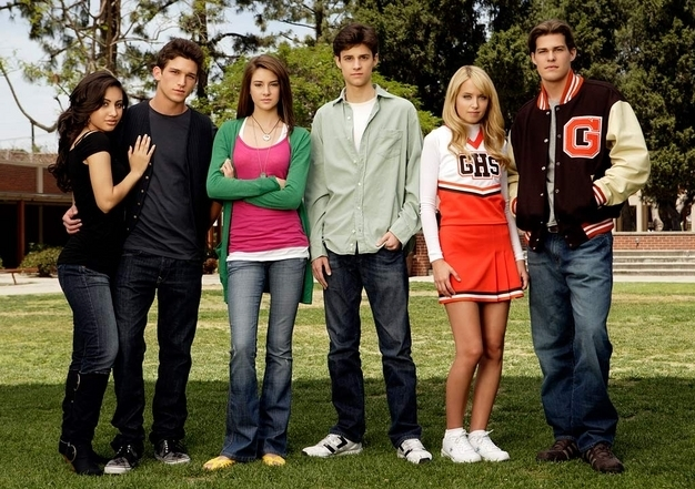 Promotional Cast Image - secret-life-of-the-american-teen photo