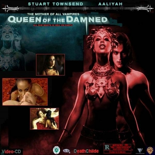 Queen of the Damned wallpaper with anime called Queen of the Damned