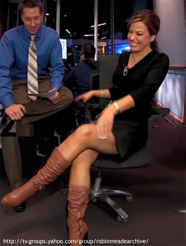 Robin Meade - Expressed Podcast Stills
