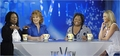Round the table with the women of The View