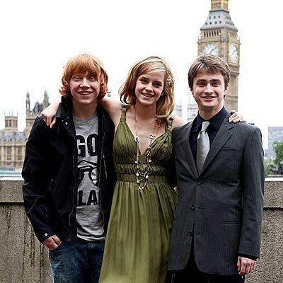 Ruper, Emma, Dan