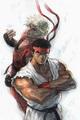 Ryu and Ken