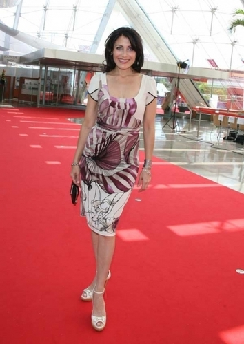 SECOND DAY OF THE MONTE CARLO FESTIVAL - lisa-edelstein Photo
