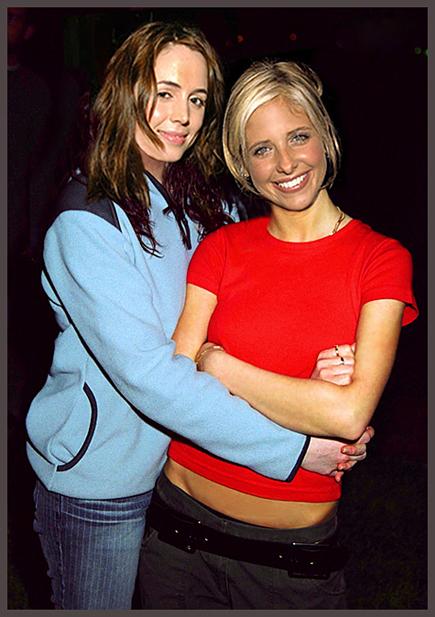 SMG & Eliza Dushku