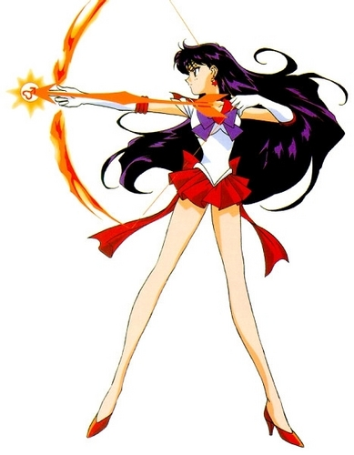 Sailor Moon wallpaper probably with anime called Sailor Mars