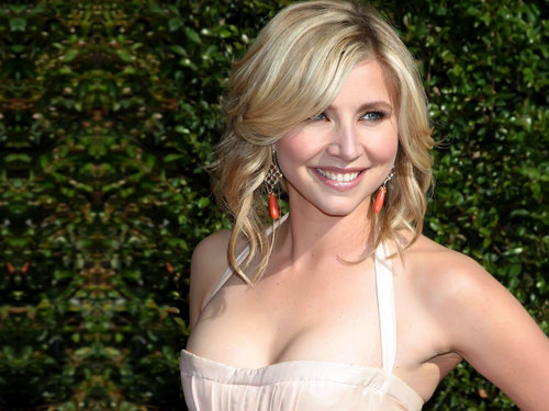 Sarah Chalke wallpaper probably containing a portrait entitled Sarah Chalke