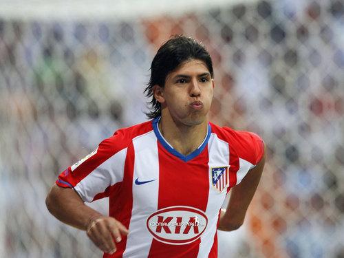 "Sergio ""Kun"" Aguero"