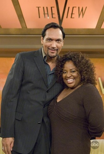 sherry Shephard on The View