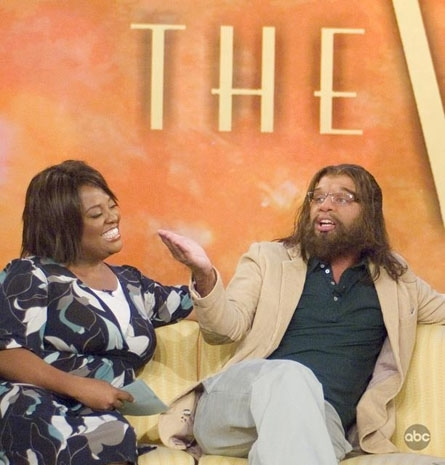 sherry Shepherd on The View