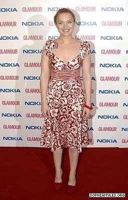 Actresses Sophia Myles