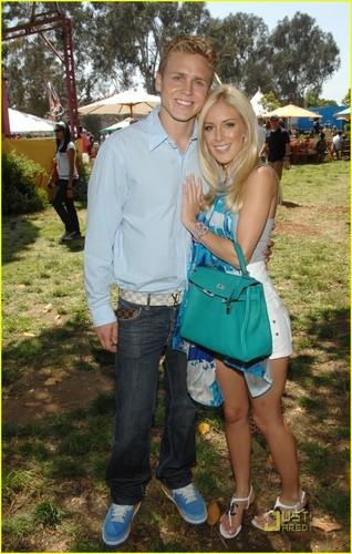 Spencer and Heidi