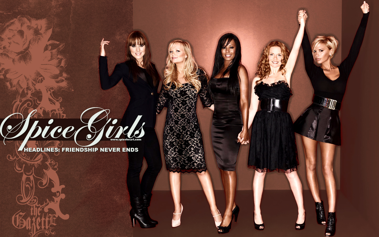Spice Girls - Spice Girls Wallpaper (1508517) - Fanpop