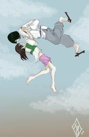 Hayao Miyazaki fondo de pantalla called Spirtied Away