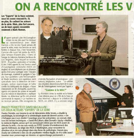 Télé Magazine.