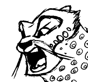 Tai Lung sketch