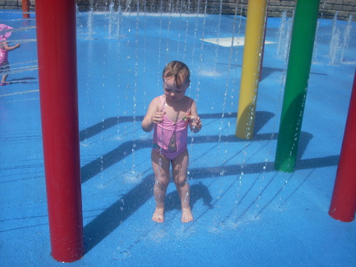 Temptasia's Kids at the Waterpark